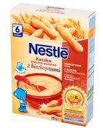 NESTLE Kaszka mleczno-pszenna z biszkoptami po 6 m-cu - 250 g - Apteka internetowa Melissa