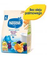 NESTLE Kaszka mleczno-ryżowa śliwka-morela po 4 m-cu - 230 g - Apteka internetowa Melissa