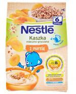 NESTLE Kaszka mleczno-gryczana z morelą po 6 miesiącu - 180 g - Apteka internetowa Melissa