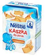 NESTLE Kaszka mleczno-pszenna z herbatnikami do picia po 6 m-cu - 200 ml - Apteka internetowa Melissa