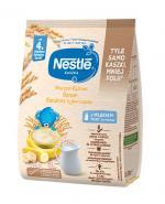Nestle Kaszka mleczno-ryżowa banan po 4. miesiącu - 230 g - cena, opinie, wskazania