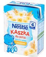 NESTLE Kaszka mleczno-ryżowa z bananami do picia po 4 m-cu - 200 ml - Apteka internetowa Melissa