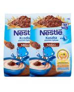 NESTLE Kaszka mleczno-ryżowa kakao, po 12 miesiącu - 2 x 230 g - Apteka internetowa Melissa