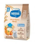 NESTLE Kaszka mleczno-ryżowa morela, po 4 miesiącu - 230 g    - Apteka internetowa Melissa