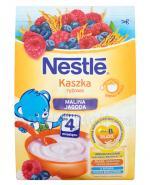 NESTLE Kaszka ryżowa malina jagoda po 4 miesiącu - 180 g - Apteka internetowa Melissa