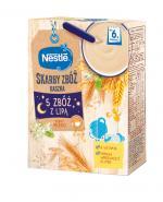 NESTLE ZDROWY BRZUSZEK Kaszka 5 zbóż z lipą po 6 m-cu - 250 g - Apteka internetowa Melissa