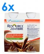 RESOURCE 2.0 FIBRE Smak kawowy - 24 x 200 ml - Apteka internetowa Melissa