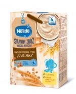 NESTLE SKARBY ZBÓŻ Kaszka mleczna owsiano-pszenno-żytnia