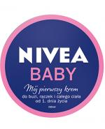 NIVEA BABY Mój pierwszy krem - 150 ml - Apteka internetowa Melissa