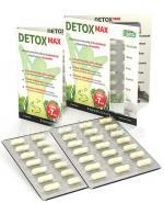 NOBLE HEALTH DETOX MAX - 2 x 21 kaps.