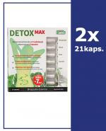 NOBLE HEALTH DETOX MAX - 2 x 21kaps. - Apteka internetowa Melissa