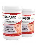 NOBLE HEALTH Kolagen w proszku + witamina C - 2 x 100g - Apteka internetowa Melissa