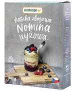 NOMINAL Kaszka ryżowa - 300 g - Apteka internetowa Melissa