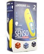 NOVAMA SENSO Termometr na podczerwień kolor żółty - 1 szt. - Apteka internetowa Melissa