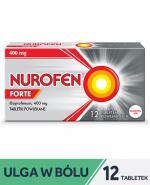 NUROFEN FORTE - 12 tabl.