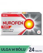 NUROFEN FORTE - 24 tabl.