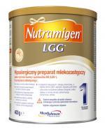 NUTRAMIGEN 1 LGG Preparat mlekozastępczy w proszku - 400 g - Apteka internetowa Melissa
