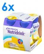 NUTRICIA NUTRIDRINK O smaku waniliowym - 24 x 125 ml  - Apteka internetowa Melissa