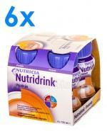 NUTRICIA NUTRIDRINK PROTEIN O smaku brzoskwiniowym-mango - 24 x 125 ml - Apteka internetowa Melissa