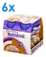 NUTRICIA NUTRIDRINK PROTEIN O smaku mokka - 24 x 125 ml - Apteka internetowa Melissa
