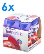 NUTRIDRINK PROTEIN O smaku owoców leśnych - 24 x 125 ml - Apteka internetowa Melissa