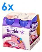 NUTRICIA NUTRIDRINK PROTEIN O smaku truskawkowym - 24 x 125 ml - Apteka internetowa Melissa