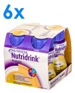 NUTRICIA NUTRIDRINK PROTEIN O smaku waniliowym - 24 x 125 ml - Apteka internetowa Melissa