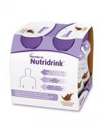 NUTRIDRINK O smaku czekoladowym - 4 x 125 ml. Żywienie medyczne.
