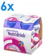 NUTRIDRINK O smaku owoców leśnych - 24 x 125 ml  - Apteka internetowa Melissa