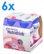 NUTRIDRINK O smaku truskawkowym - 24 x 125 ml - Apteka internetowa Melissa