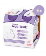 NUTRIDRINK O smaku truskawkowym - 24x125 ml. Żywienie medyczne. - Apteka internetowa Melissa