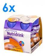 NUTRIDRINK PROTEIN O smaku brzoskwiniowym-mango - 24 x 125 ml - Apteka internetowa Melissa