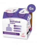 NUTRIDRINK PROTEIN O smaku truskawkowym - 24x125 ml - Apteka internetowa Melissa