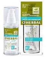 O'HERBAL Fluid do włosów suchych i zniszczonych z ekstraktem z lnu - 50 ml - Apteka internetowa Melissa