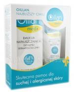 OILLAN MED+ Emulsja natłuszczająca do kąpieli dermatologicznej - 500 ml + OILLAN MED+ Kremowy żel do mycia ciała - 200 ml - Apteka internetowa Melissa