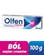 OLFEN Żel - lek przeciwzapalny - 100 g - cena, opinie, stosowanie