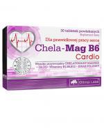OLIMP CHELA MAG B6 CARDIO - 30 tabl.  - Apteka internetowa Melissa