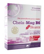 OLIMP CHELA MAG B6 Skurcz -  60 kaps. - Apteka internetowa Melissa