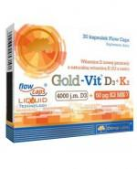 OLIMP GOLD-VIT D3+K2 - 30 kaps. - Apteka internetowa Melissa