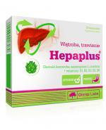 OLIMP HEPAPLUS - 30 kaps. - Apteka internetowa Melissa