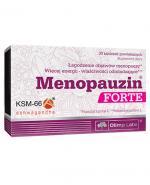 OLIMP MENOPAUZIN FORTE - 30 tabl - Apteka internetowa Melissa
