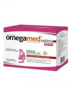 OMEGAMED OPTIMA FORTE Dla kobiet w ciąży - 120 kaps.