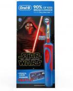 ORAL-B Szczoteczka elektryczna dla dzieci + piórnik STAR WARS - 1 zestaw - Apteka internetowa Melissa