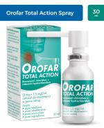 OROFAR Aerozol na gardło - 30 ml - Apteka internetowa Melissa