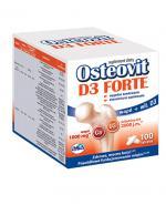 OSTEOVIT D3 FORTE - 100 tabl. - Apteka internetowa Melissa