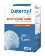 OSTERCAL 1250 D - 60 tabl. (blistry) - Apteka internetowa Melissa