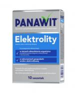 PANAWIT Elektrolity - 10 sasz. - Apteka internetowa Melissa
