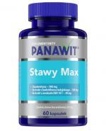 PANAWIT Stawy Max - 60 kaps. - Apteka internetowa Melissa