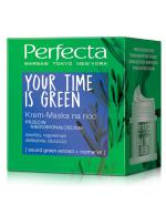PERFECTA YOUR TIME IS GREEN Krem-maska na noc - 50 ml - Apteka internetowa Melissa