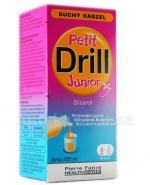 PETIT DRILL JUNIOR Syrop dla dzieci na kaszel suchy - 200 ml - Apteka internetowa Melissa